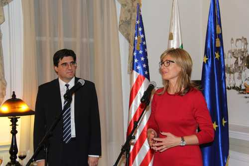 Ekaterina Zaharieva: We Cannot Be Successful Without Our Best Ambassadors, the Bulgarian Expatriates