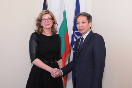 Bulgaria and Vietnam to work for strengthening economic ties