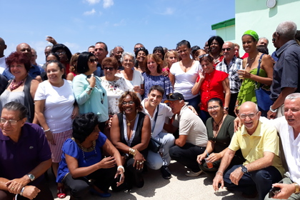 Fifth Meeting of Cubans who graduated in Bulgaria