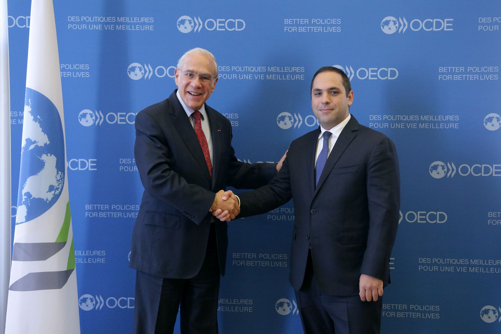 Minister Emil Karanikolov presented Bulgaria's OECD Action Plan to the Council of the Organization