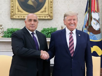 Joint Statement by President of the United States Trump and Prime Minister Borissov
